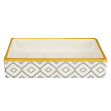 Buy John Lewis Medina Soap Dish Online at johnlewis.com