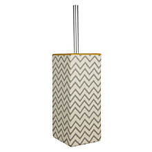 Buy John Lewis Medina Toilet Brush and Holder Online at johnlewis.com