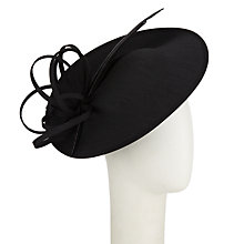 Buy John Lewis Erin 2 Shantung Disc Occasion Hat Online at johnlewis.com
