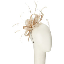 Buy John Lewis Lara Flower Loop Fascinator Online at johnlewis.com