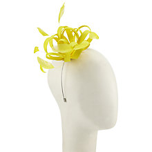 Buy John Lewis Shantung Loop Fascinator Online at johnlewis.com