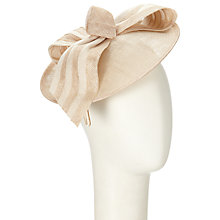 Buy John Lewis Sophie Bow Disc Fascinator Online at johnlewis.com