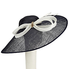 Buy John Lewis Alexa Large Brim Sinamay Disc Hat Online at johnlewis.com