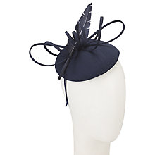 Buy John Lewis Kiki Shantung Pillbox Fascinator Online at johnlewis.com