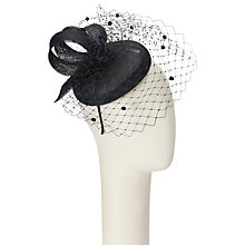 Buy John Lewis Aly Spot Veil Pillbox Fascinator Online at johnlewis.com