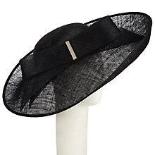 Buy John Lewis Sian Sinamay Disc Hat Online at johnlewis.com