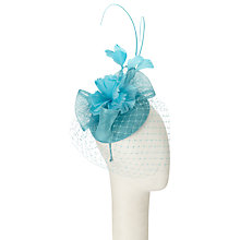 Buy John Lewis Rachel Bow Pillbox Fascinator Online at johnlewis.com