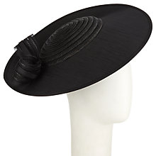 Buy John Lewis Reba Oval Shantung Disc Hat Online at johnlewis.com