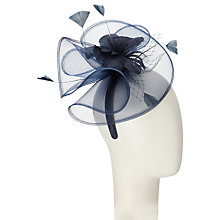 Buy John Lewis Kate Feather Flower Fascinator Online at johnlewis.com