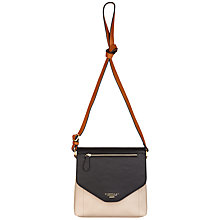 Buy Fiorelli Carey Across Body Bag, Taupe Online at johnlewis.com