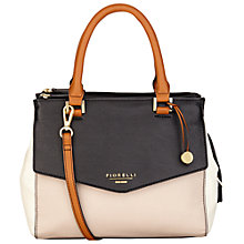 Buy Fiorelli Mia Grab Bag, Biscuit Online at johnlewis.com