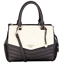 Buy Fiorelli Mia Grab Bag, Monochrome Online at johnlewis.com