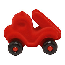 Buy Rubbabu Push-Along Fire Engine Online at johnlewis.com