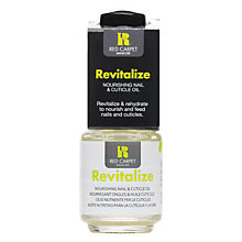 Buy Red Carpet Manicure Revitalise Nourishing Cuticle Oil, 9ml Online at johnlewis.com