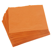 Buy John Lewis Duni Napkins, Pack of 20 Online at johnlewis.com