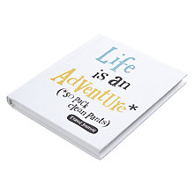 Buy Really Good Life is an Adventure Travel Journal Online at johnlewis.com