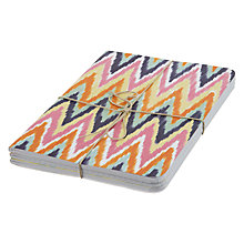 Buy Te Neues Zig Zag Notebook, Pack of 3 Online at johnlewis.com