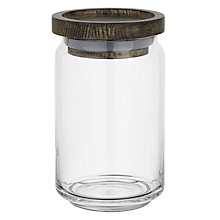 Buy John Lewis Medium Storage Jar, 750ml Online at johnlewis.com