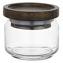 Buy John Lewis Small Storage Jar, 325ml Online at johnlewis.com