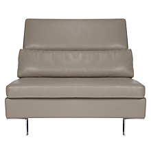 Buy John Lewis Baccara Single Armless Unit Online at johnlewis.com