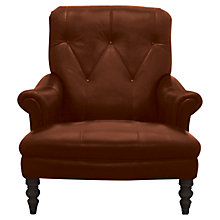 Buy John Lewis Gibson Armchair, Aviator Havana Online at johnlewis.com