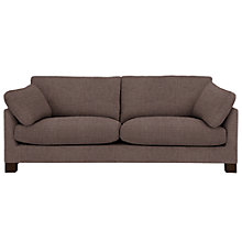 Buy John Lewis Ikon Grand Sofa, Buxton Pale Cassis Online at johnlewis.com