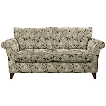 Buy John Lewis Charlotte Large Sofa, Linen Rose Natural Online at johnlewis.com