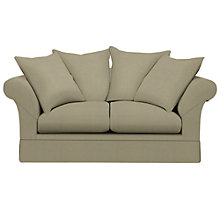 Buy John Lewis Chambery Medium Loose Cover Sofa, Kerry Putty Online at johnlewis.com