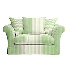 Buy John Lewis Chambery Snuggler, Berlin Stripe Willow Online at johnlewis.com