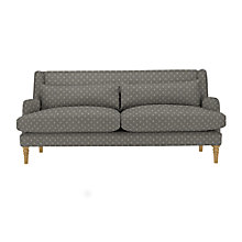 Buy John Lewis Croft Collection Berwick Medium Sofa, Amara Grey Online at johnlewis.com