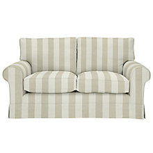 Buy John Lewis Padstow Loose Cover Medium Sofa, Milly Natural Online at johnlewis.com