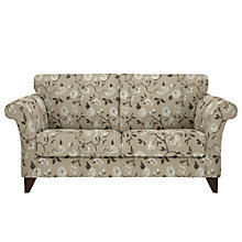 Buy John Lewis Charlotte Medium Sofa, Linen Rose Natural Online at johnlewis.com