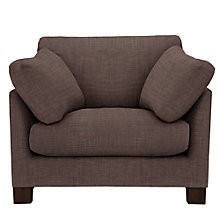 Buy John Lewis Ikon Armchair, Buxton Pale Cassis Online at johnlewis.com