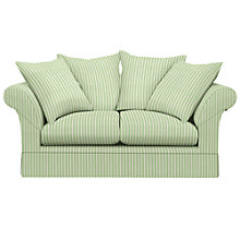 Buy John Lewis Chambery Medium Sofa, Berlin Stripe Willow Online at johnlewis.com