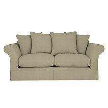 Buy John Lewis Chambery Large Loose Cover Sofa, Kerry Putty Online at johnlewis.com