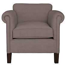 Buy John Lewis Camford Armchair, Checkmate Cassis Online at johnlewis.com