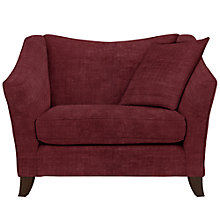 Buy John Lewis Lucca Snuggler, Verity Pale Cassis Online at johnlewis.com