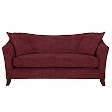 Buy John Lewis Lucca Grand Sofa, Verity Pale Cassis Online at johnlewis.com