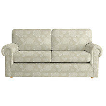 Buy John Lewis Elgar Small Pocket Sprung Sofa Bed, Sophia Putty Online at johnlewis.com