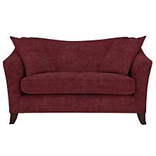 Buy John Lewis Lucca Medium Sofa, Verity Pale Cassis Online at johnlewis.com