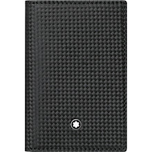 Buy Montblanc Westside Extreme Business Card Holder, Black Online at johnlewis.com