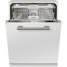 Buy Miele G6470 SCVi Integrated Dishwasher Online at johnlewis.com