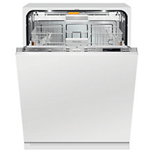 Buy Miele G6588SCVI XXL K2O Integrated Dishwasher Online at johnlewis.com