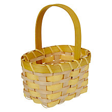 Buy John Lewis Yellow Trug Online at johnlewis.com