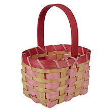 Buy John Lewis Pink Trug Online at johnlewis.com