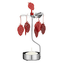 Buy Pluto Strawberry Chime Candle Holder Online at johnlewis.com