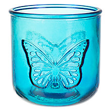Buy John Lewis Butterfly Tealight Holder, Assorted Online at johnlewis.com