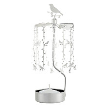 Buy Pluto Small Birds Angel Chime Candle Holder Online at johnlewis.com