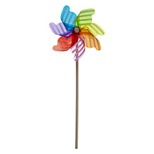 Buy John Lewis Stripe Windmill, Medium Online at johnlewis.com