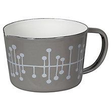 Buy MissPrint Muscat Jug, Grey/White Online at johnlewis.com